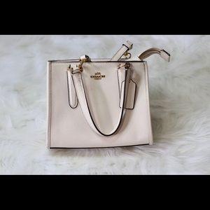 Coach bag (small) white